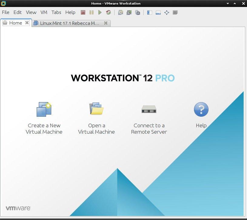 vmware workstation pro linux